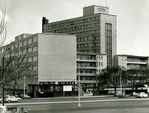 Prince Henrys Hospital, Melbourne