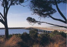 Churchill Island off Phillip Island