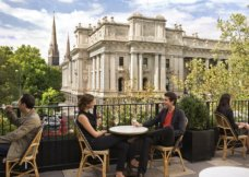 Dining in Melbourne