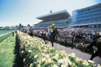 Flemington Racecourse, Melbourne