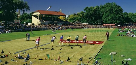 The Famous Stawell Gift