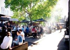 Cfes on the Yarra River Melbourne