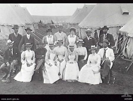 Boer War Nurses