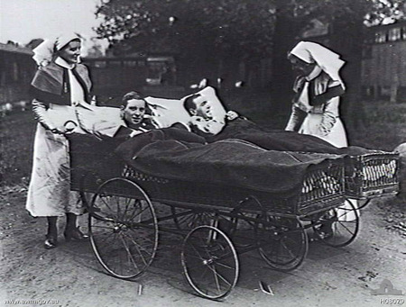 Nursing in World War 1